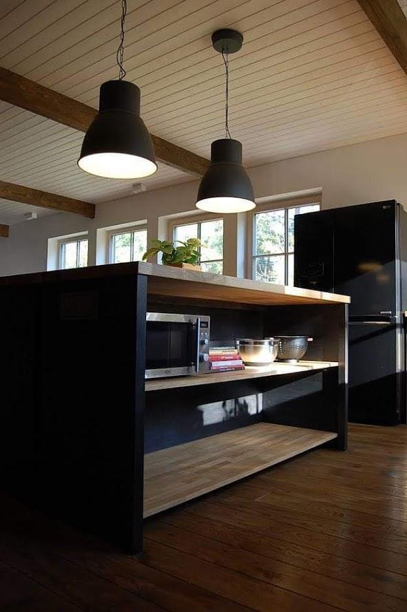 köögi ehitamine