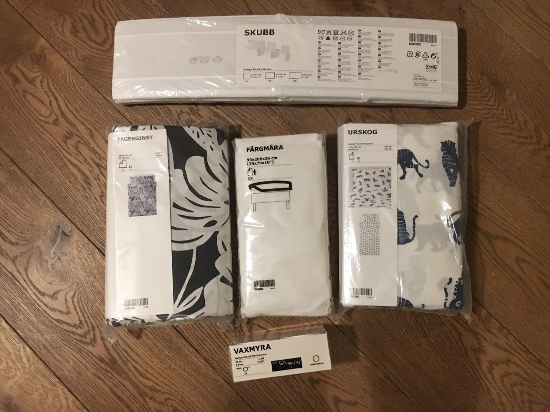 Voodipesud Ikeast