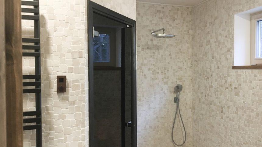 saunaruumi ehitamine