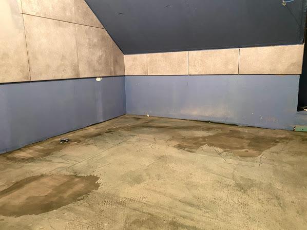 Betooni katmine nakkega