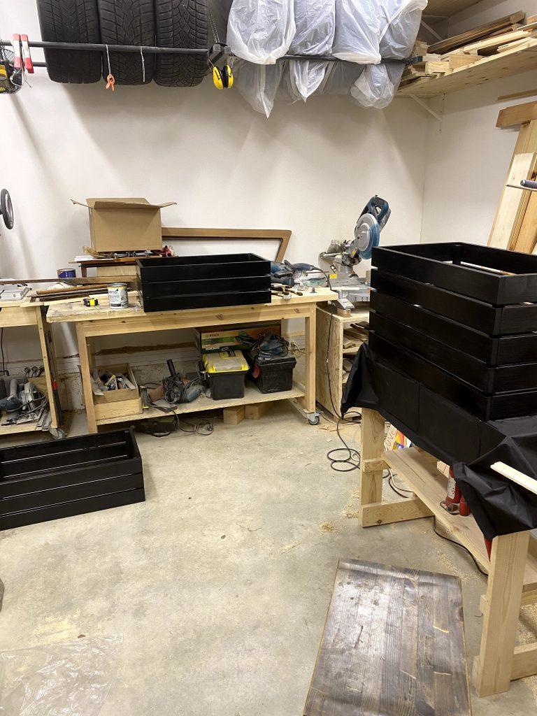 kastide ehitamine
